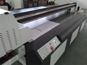 Large Format Aluminum Sheet UV Printing Machine for Advertising Comany pictures & photos