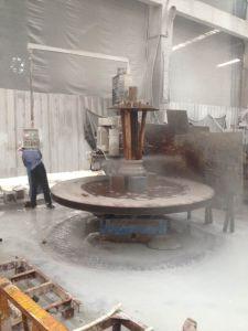 Column Cap and Base Profile Stone Cut&Cutting Machine for Granite& Marble//Stone Cutter /Stone Cut Machine pictures & photos