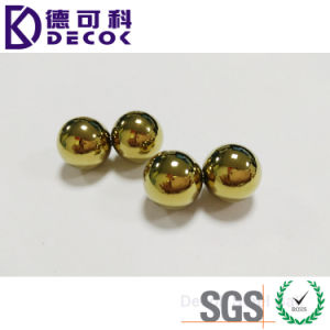 Plated Stainless Steel Ball pictures & photos
