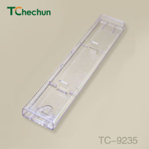 Long Transparent Plastic Watch Display Box pictures & photos