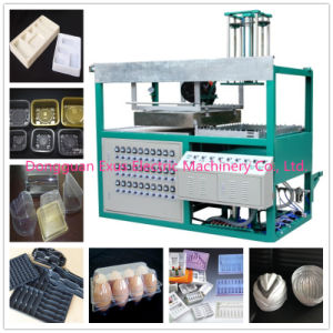 Cheap Price Small Semi-Auto Plastic Blister Vacuum Forming Machine