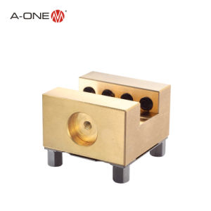 a-One High Quality Slotted Brass EDM Electrode Holder to Clamp Workpieces (3A-501109) pictures & photos