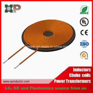 Qi Receiving Coil for Wireless Charging Rx35/Rx38/Rx48 Custimized Coil pictures & photos
