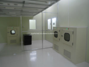 Hot Sale Laboratory Cleanroom Pass Box /Transfer Window / Transfer Box pictures & photos