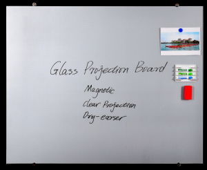 Dry Erase Magnetic Projection Screen with En71 pictures & photos