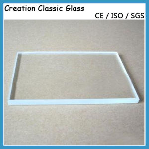 Low Iron Glass for Building /Window Glass with Ce & ISO9001 pictures & photos