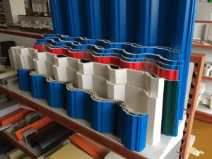 PVC Extrusion Panel Tooling pictures & photos