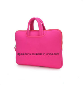 Colourful Neoprene Laptop Sleeve with Handle/Laptop Bag pictures & photos