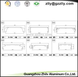 Aluminum Profiles Motor Aduio Heatsink for Light pictures & photos