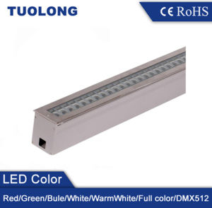 Linear Underground Light CREE 36W LED Underground Light in RGB pictures & photos