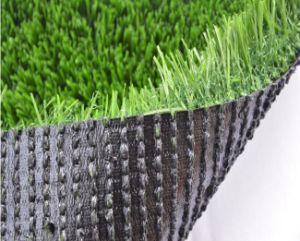 25mm C Shape Artificial Grass for Garden pictures & photos