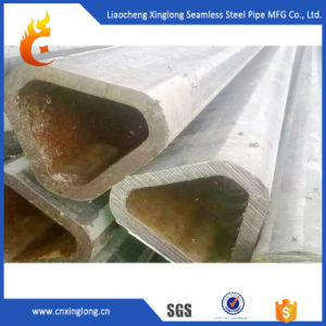 Triangle Steel Tube Cold Drawn Ss400 pictures & photos