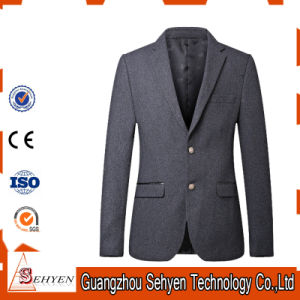 OEM Wholesale Custom Design Classic Fit Men′s Formal Business Suits pictures & photos
