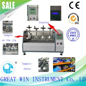Shoes Flexing Testing Machine/ Shoes Forepart Tester (GW-009C) pictures & photos