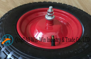 3.50-8/350-8 Pneumatic Rubber Wheel for Hand Truck Wheel pictures & photos