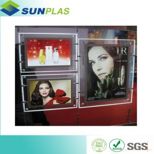 Clear PMMA/Acrylic Sheet for Point of Purchase Display pictures & photos