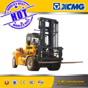XCMG 16ton Counter Balanced Used Forklift 16 Ton Diesel Forklift pictures & photos
