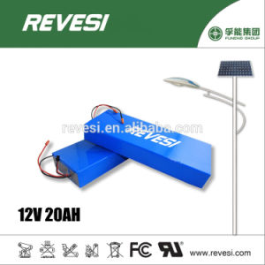High Power Solar Street Light Battery for Wind Solar System pictures & photos