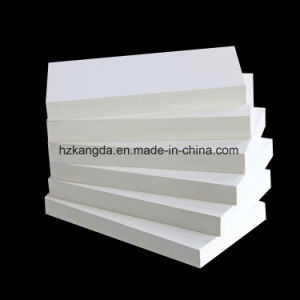 Extruded PVC Foam Board 18mm White PVC Foam Sheet pictures & photos