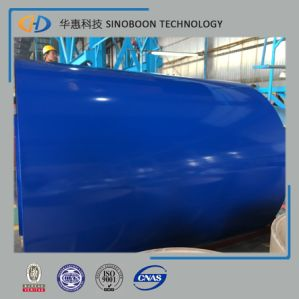 PPGI Color Coated Prepainted Galvanized Steel Coil Manufacturer pictures & photos