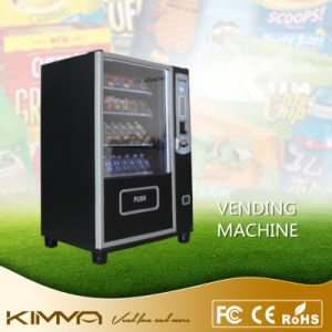 8 Columns Small Vending Machine Dispense Drinks Snack Operated by Mdb Protocol pictures & photos