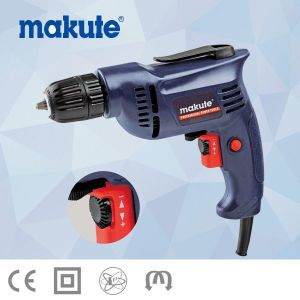 Makute 350W 10mm Electric Drill with Keyless Chuck (ED005) pictures & photos