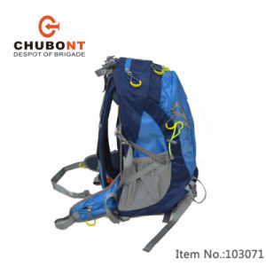 Chubont Leisure Nylon Sports Backpacks Hiking Backkpacks pictures & photos