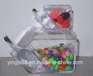 New in Box Clear Acrylic Candy Box pictures & photos