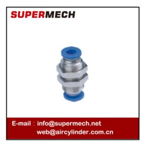 Pm One Touch Pipe Tube Pneumatic Fitting pictures & photos