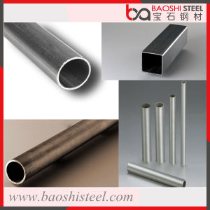 Hot Sale Cold Rolled Black Round Hollow Section Steel Pipe pictures & photos