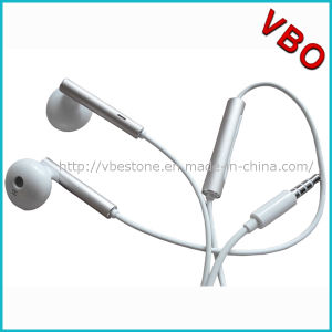 High End Metallic Mobile Earphone for iPhone pictures & photos