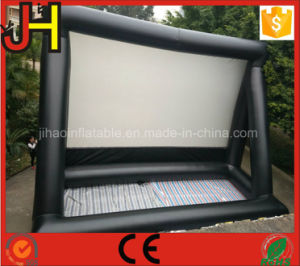 Customized Inflatable Movie Screen for Outdoor pictures & photos