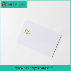 Double Sides Printable Inkjet Smart 4442 IC Card pictures & photos