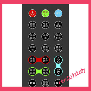 High Quality Customized Membrane Switch for Washing Machine pictures & photos