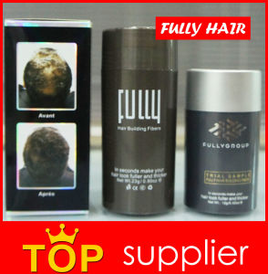 18 Colors Fully Keratin Hair Building Fibers Powder for Men Hair Loss pictures & photos
