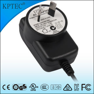9V/1A/9W AC/DC Switching Power Adapter Supply with Australia Standard Plug pictures & photos
