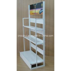 Floor Standing 3 Tier Tree Shape Metal Fixture (PHY352) pictures & photos