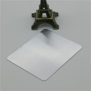 Hair Line Finish Stainless Steel Sheet pictures & photos