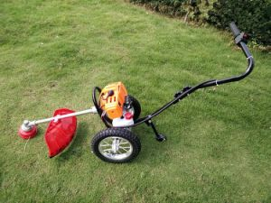 Hand-Pushed Brush Cutter Mower Grass Trimmer pictures & photos