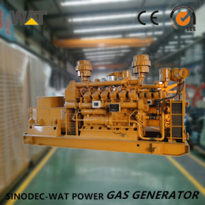 10kw-500MW Power Electric Natural Gas Generator Set pictures & photos