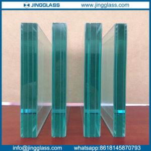 Clear Tempered Laminated Architectural Glass Window pictures & photos