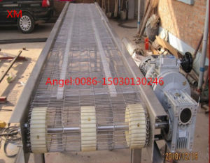 Flat Flex Wire Mesh Conveyor Belt for Food Processing, Baking pictures & photos
