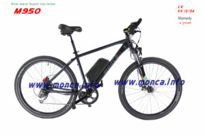 2017 Super Low Noise Ce En1514 Certificated Electric Bike City E Bicycle Shimano 9 Speed Gear pictures & photos