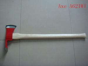 Carton Steel Axe Head Axe with Handle A621wl pictures & photos