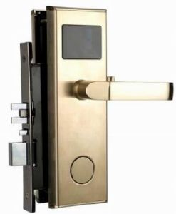 Hot Sale Hotel Card Door Lock pictures & photos