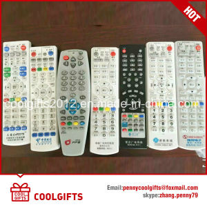 Professional Factory Customized Remote Control for TV/STB/DVD/LCD pictures & photos