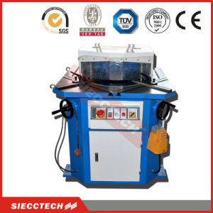 Fixed Angle Hydraulic Corner Notcher, Hydraulic Notcher, Corner Notching Machine (Q28) pictures & photos