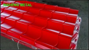 Hot DIP Galvanized Steel Roofing Tiles pictures & photos