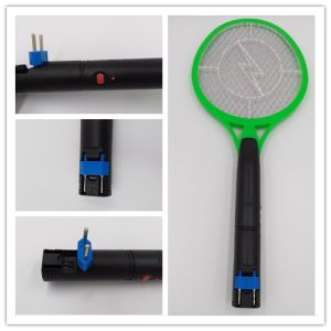 High Quality Battery Rechargeable Electric Mosquito Insect Killer Trap, Pest Control Swatter Bat pictures & photos