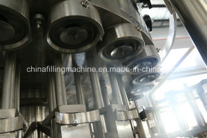 Automatic Can Filling Sealing Machinery with Ce Certificate pictures & photos